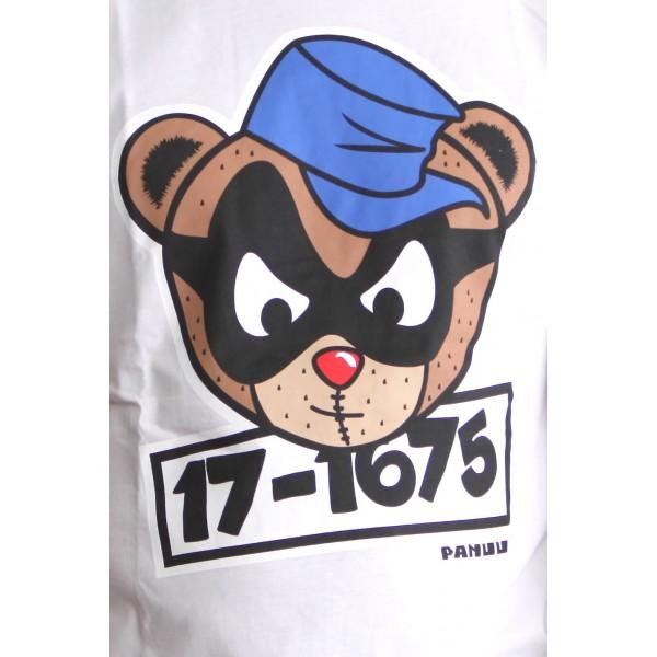PANUU Beagle Tee (weiß), T-Shirt Print