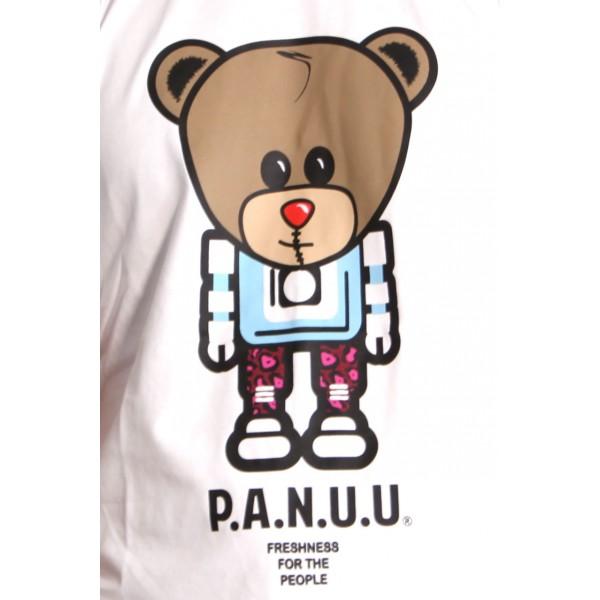 PANUU Baldrian Tee (weiß), T-Shirt Print