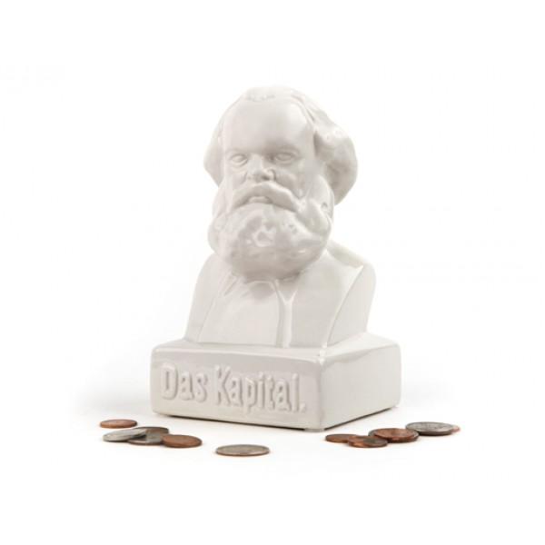 Spardose Das Kapital (Kikkerland)