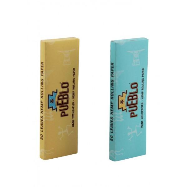 PUEBLO Hanf Standard Regular Size Papers, Heftchen einzeln