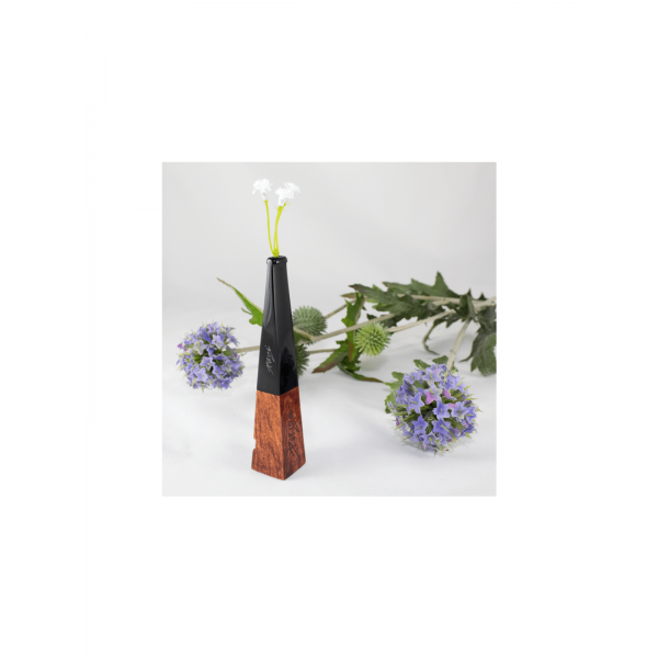 PURIZE® Bruyère Pipe (Black Edition) Vase