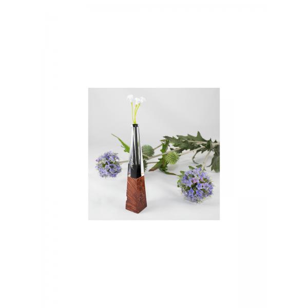 PURIZE® Bruyère Pipe (Transparent Edition) Vase