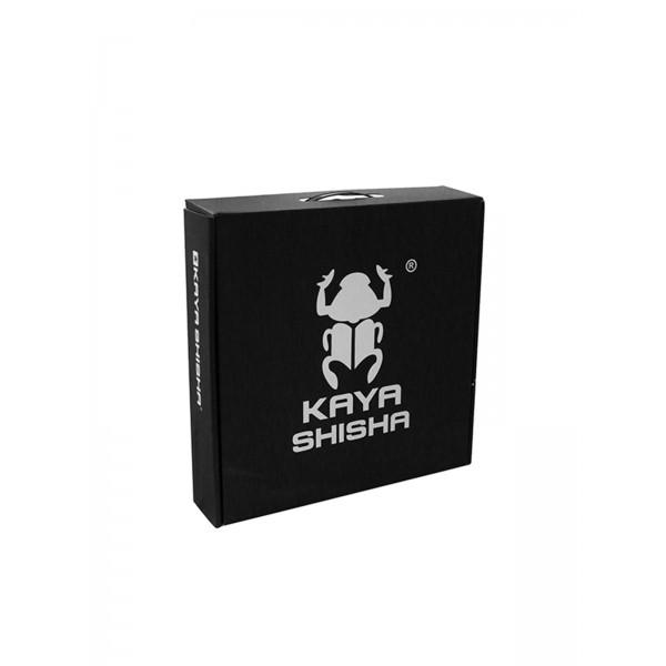 Kaya Shisha Purple WSP1 INOX Tradi Castor Lila 2s Verpackungen
