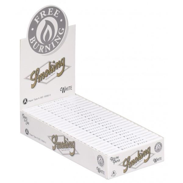 Smoking White Papers Großpackung