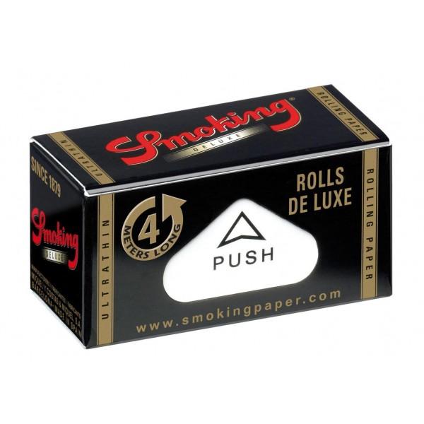 Schwarze Smoking De Luxe Rolls