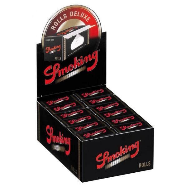 Smoking De Luxe Rolls Großpackung