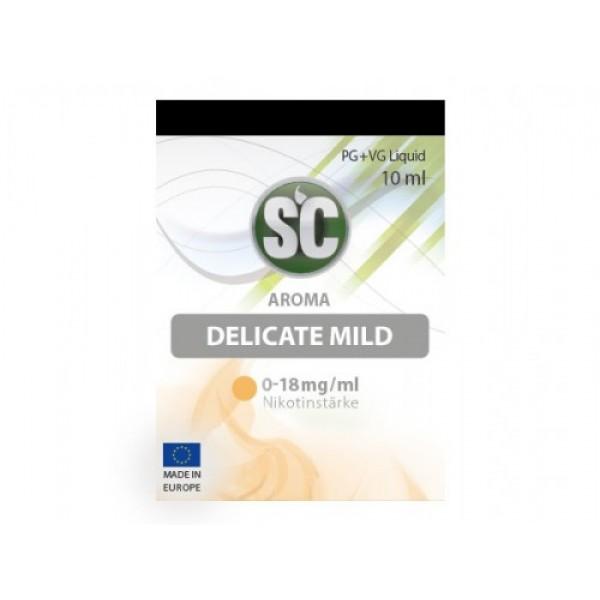 SC Liquids Delicate Mild Tabak