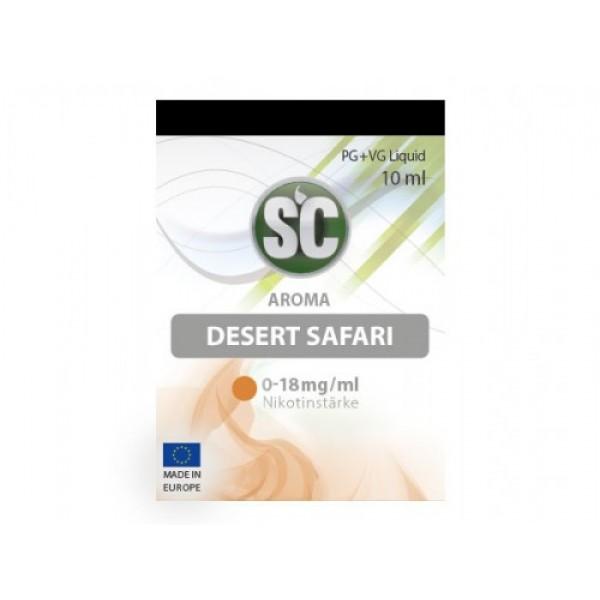 SC Liquids Desert Safarit Tabak