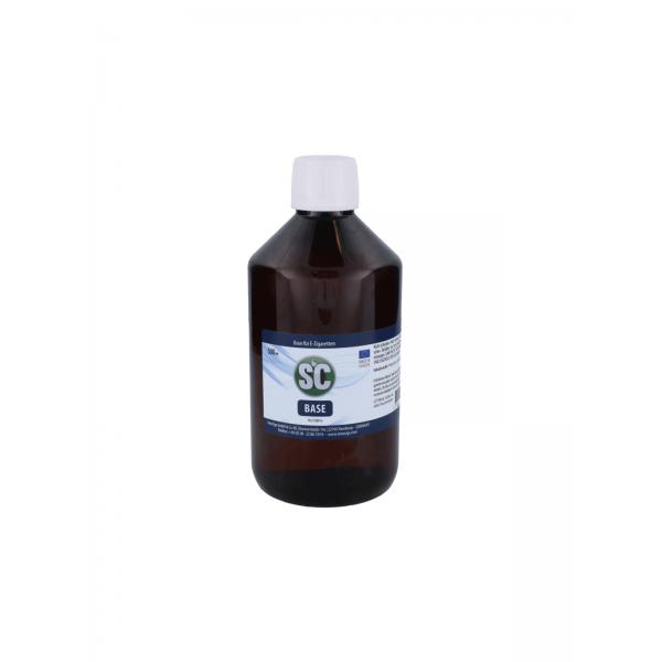 SC Base 500 ml - 0 mg 100 VG