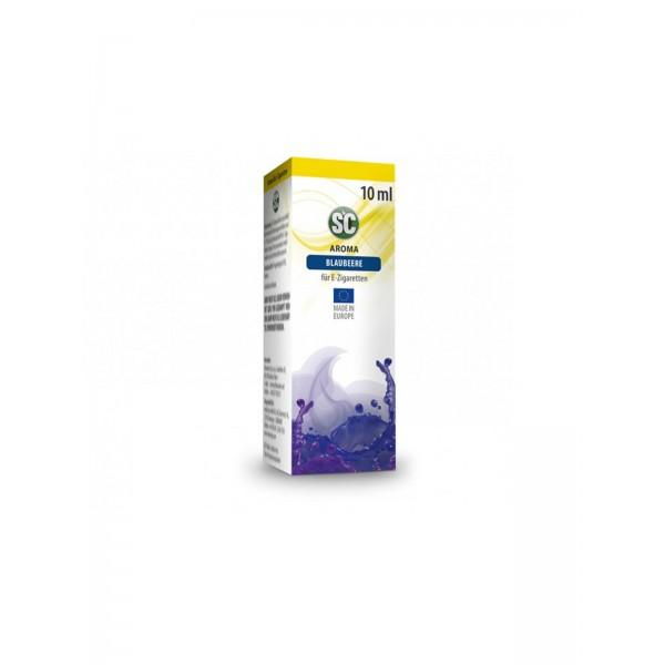 SC Blaubeere Aroma für E-Zigaretten 10 ml