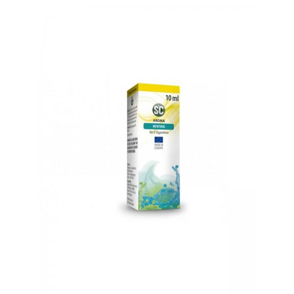 SC Menthol Aroma für E-Zigaretten 10 ml