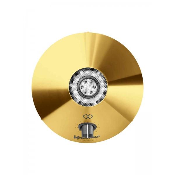 Storz & Bickel Volcano Classic Tisch-Vaporizer Gold Edition Kräuterkammer
