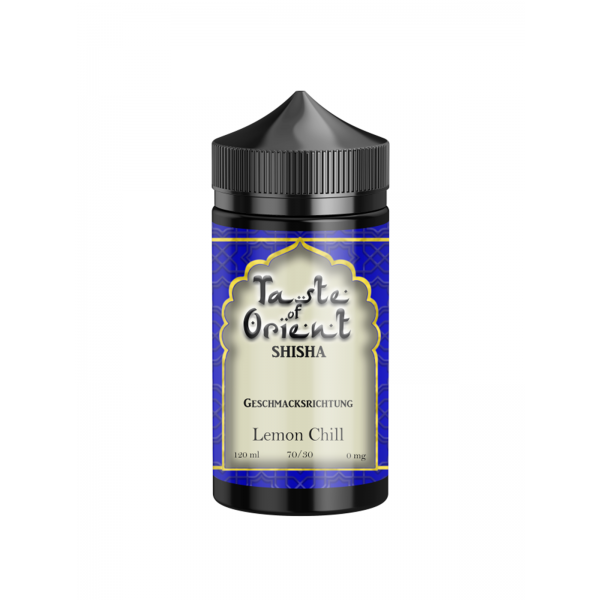 Taste of Orient - Lemon Chill 120 ml