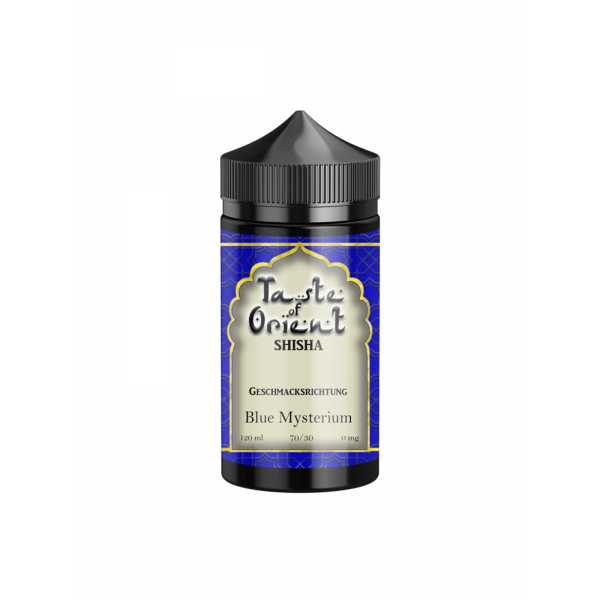 Taste of Orient Blue Mysterium 120 ml Liquid
