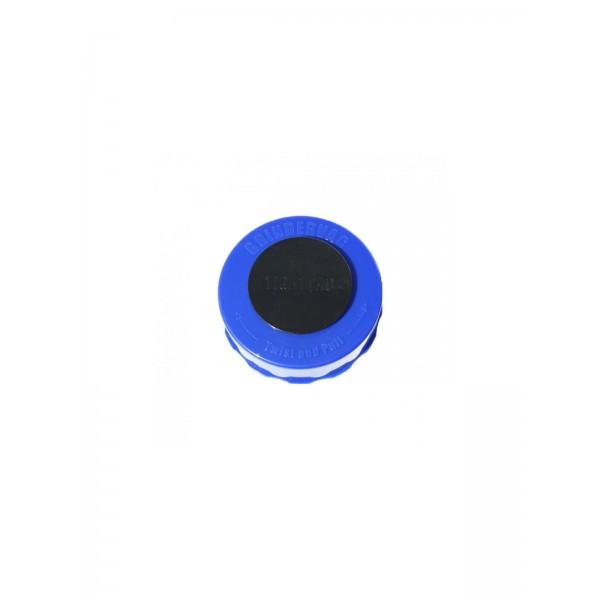 Grinder + Vakuum-Container 0,07 Liter blau