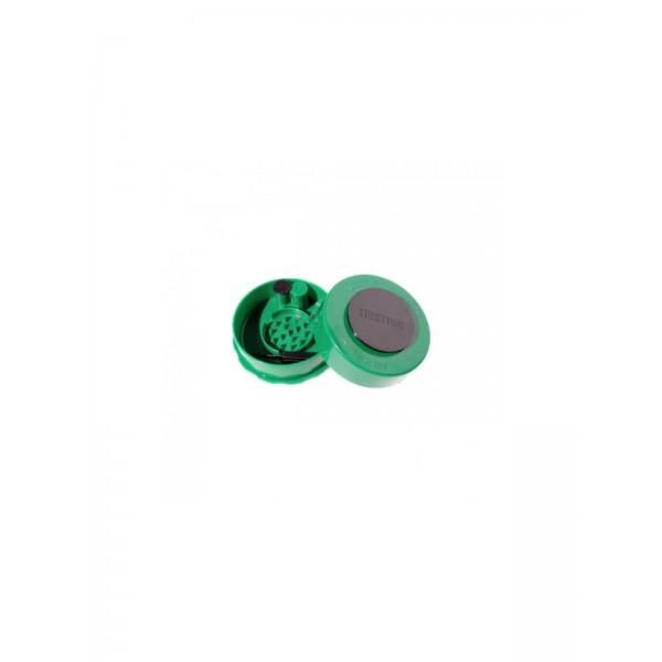 'Tightpac' 'Grindervac' Grinder + Vakuum-Container 0,07 Liter grün