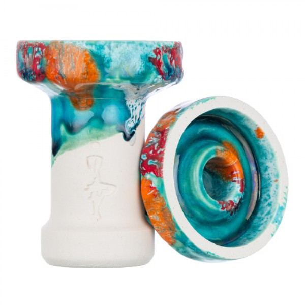 Aladin Phunnel Shorty turquoise rust