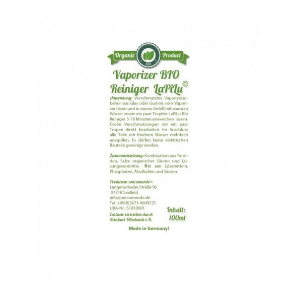 Unicomundo Vaporizer BIO Reiniger 100 ml