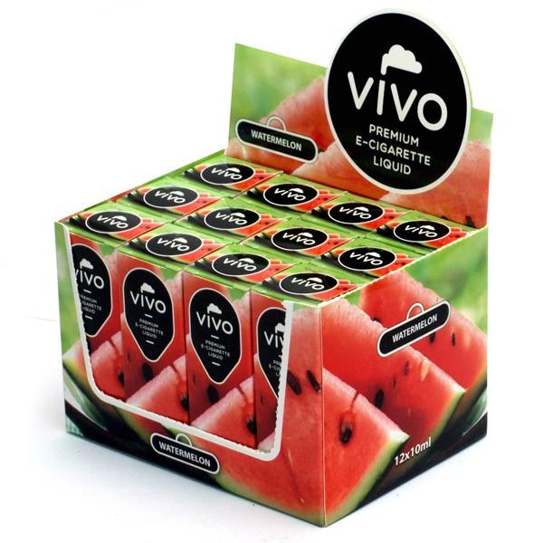 vivo e liquid wassermelone 10 ml 12 mg nikotin g nstig kaufen. Black Bedroom Furniture Sets. Home Design Ideas