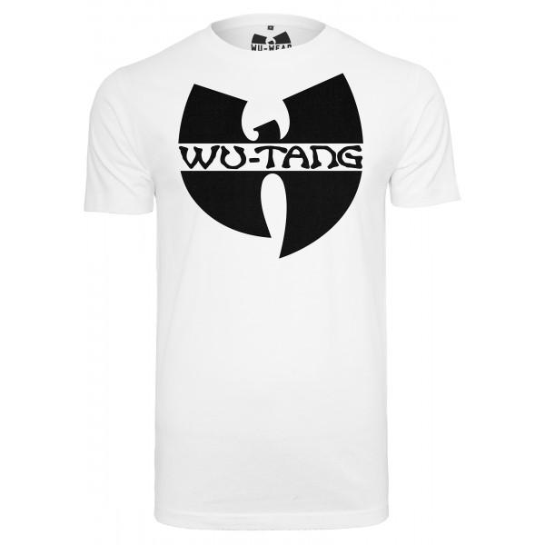 Wu-Tang Logo T-shirt weiss