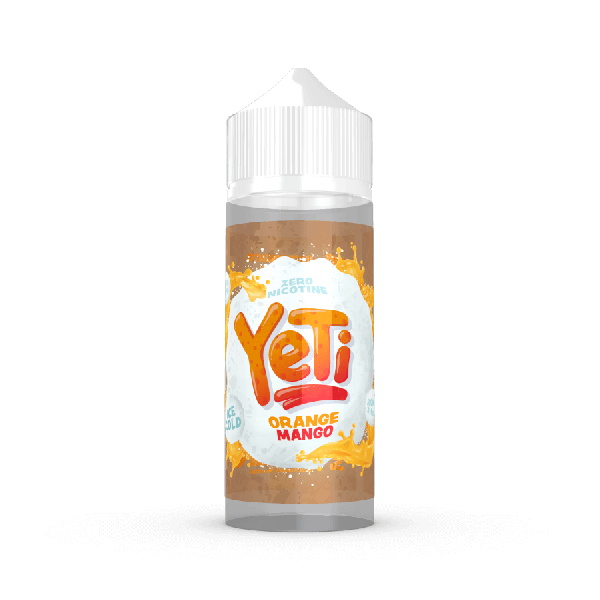 Yeti Orange Mango 100 ml