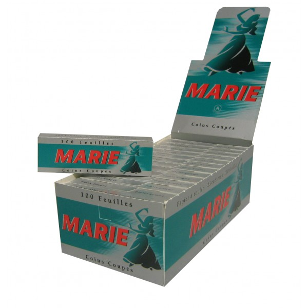 Gizeh Marie Papers 25er Box