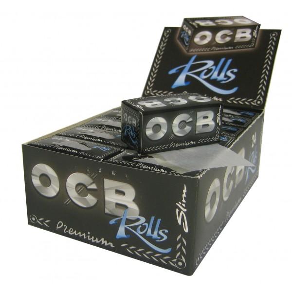 OCB Premium Slim Rolls 4 m, Endlospaper Großpackung