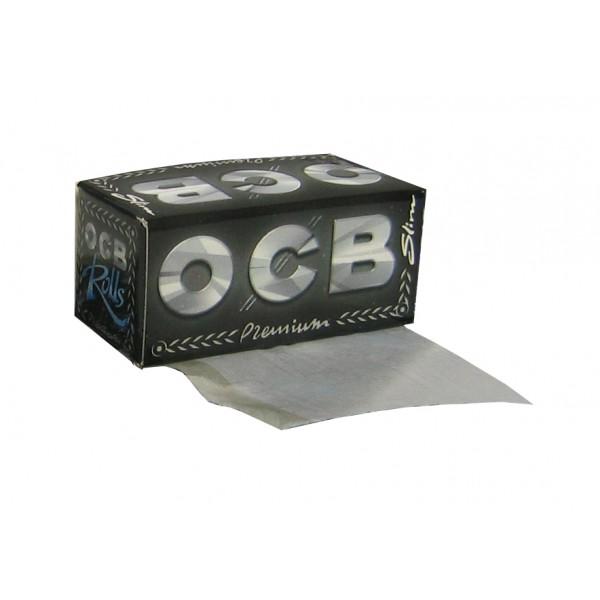 OCB Premium Slim Rolls 4 m, Endlospaper einzeln