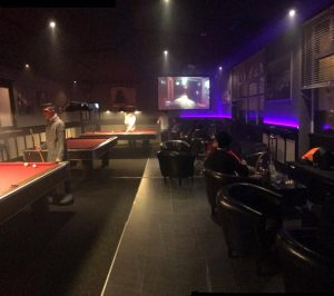 Shisha Bar Billard Dart Lounge Interieur